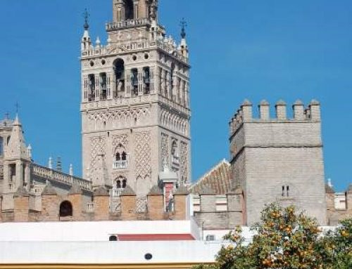 Seville Diary Feb 2020 – Day 1